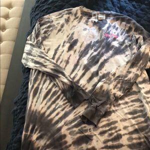 Tye dye campus T-shirt